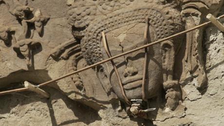 Die Spur der Tempelräuber