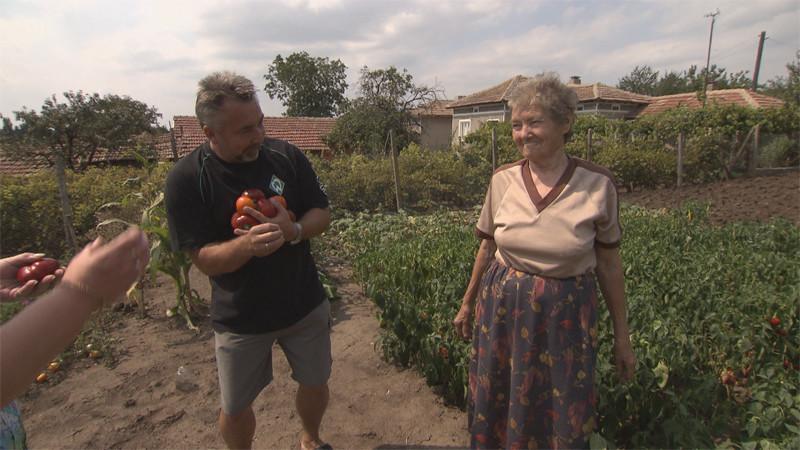 Ruckzuck nach Bulgarien - Ernst kauft bei der Nachbarin ein
