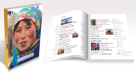 Sympathie Magazin Mongolei verstehen